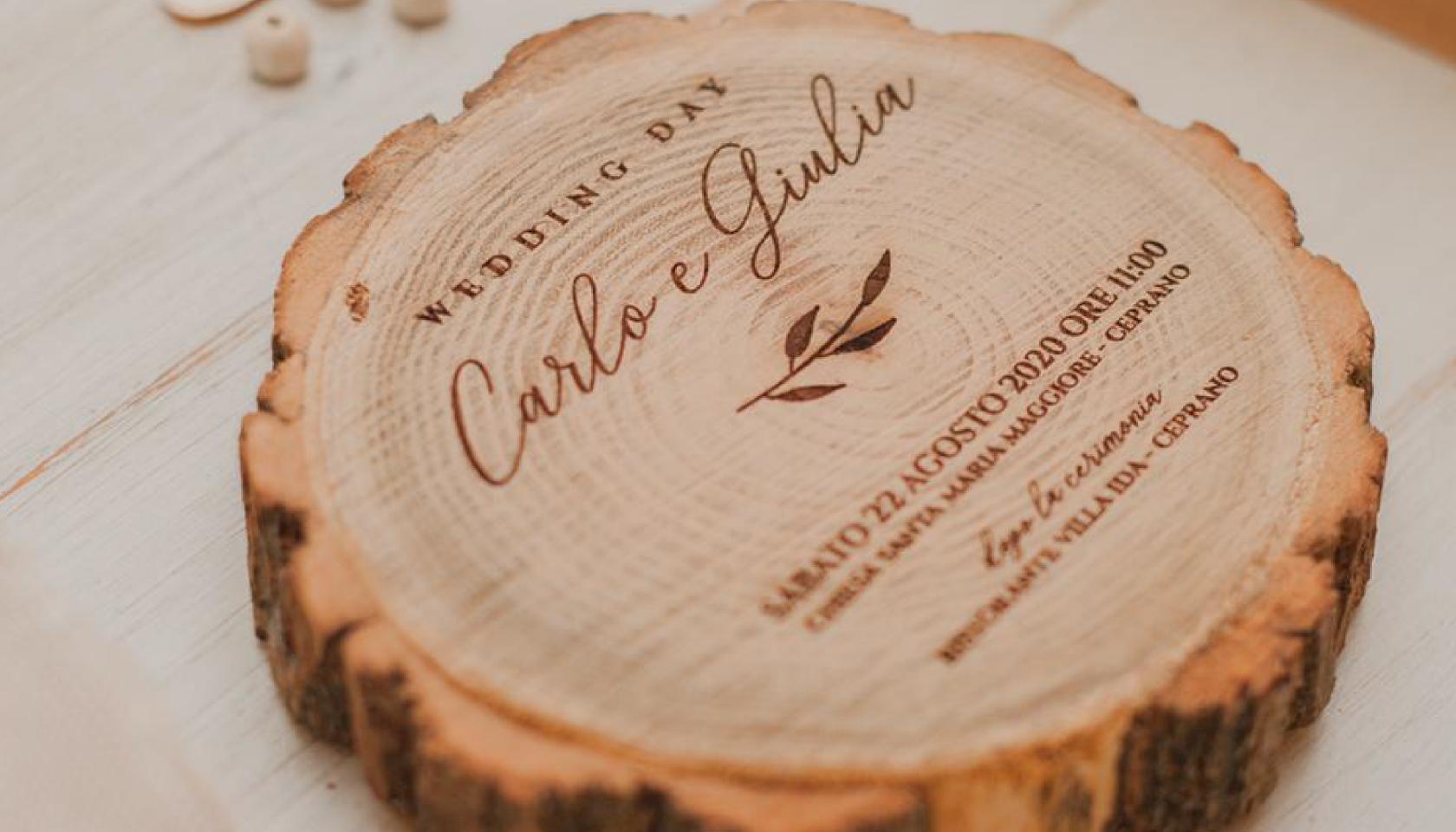 Partecipazione legno